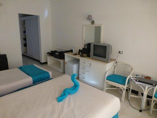 Festival Shedwan Golden Beach Resort: mein Zimmer 7305