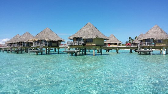 InterContinental Bora Bora Le Moana Resort : Very beautiful