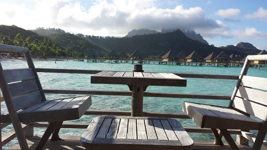 InterContinental Bora Bora Le Moana Resort : Great view