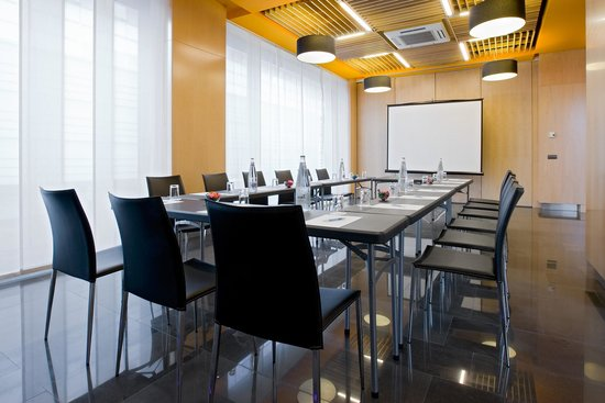 NH Madrid Las Tablas: Meeting Room