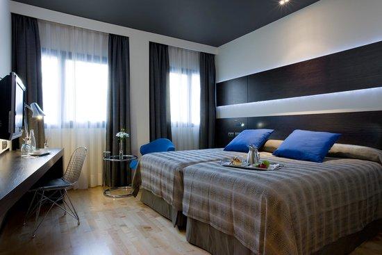 NH Madrid Las Tablas: Room