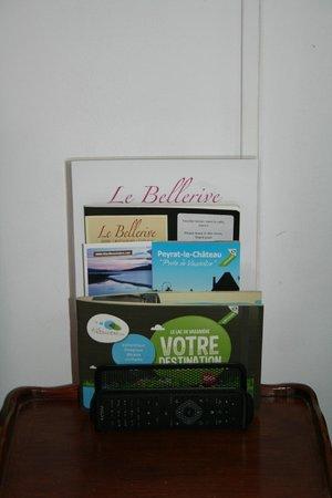 Le Bellerive : Information