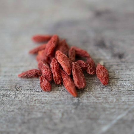 Fontana - Living Well: Goji Berry - Strengthens immune system and protects the skin