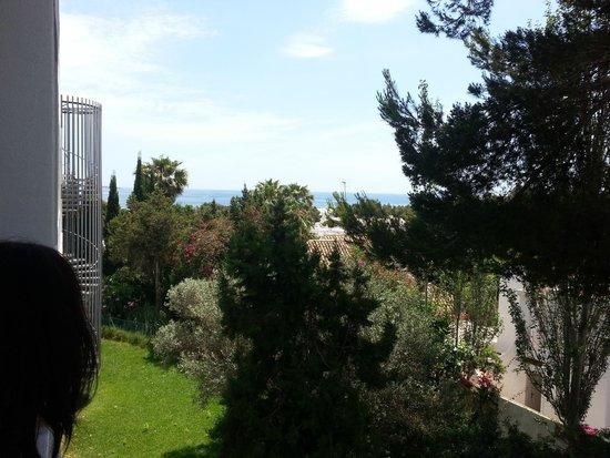 Sirenis Hotel Club Siesta: view