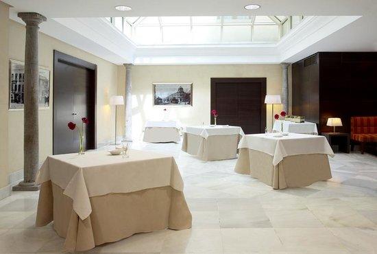 NH Collection Granada Victoria: Montaje bodas- Weddings