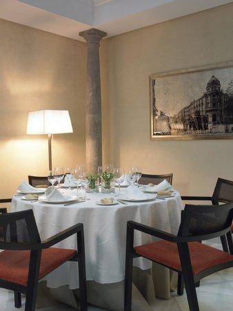NH Collection Granada Victoria: Restaurante