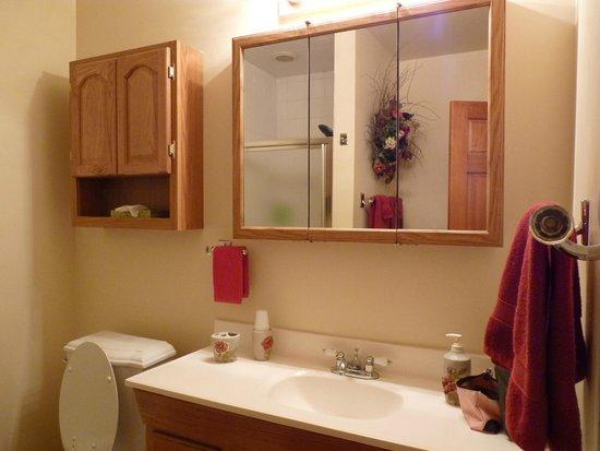 Sheppard's Place: La salle de bains