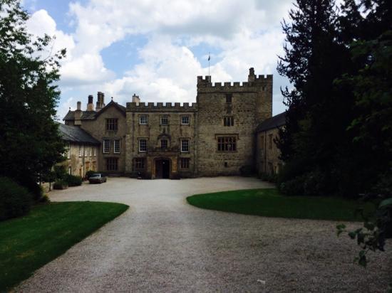 Kendal, UK: Photo of castle