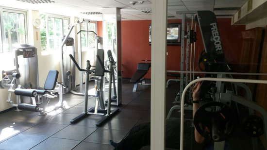 Athenee Palace Hilton Bucharest: Gym