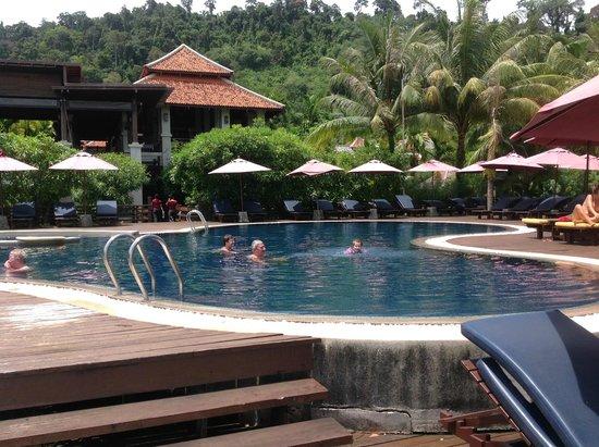 Khaolak Laguna Resort: la piscine