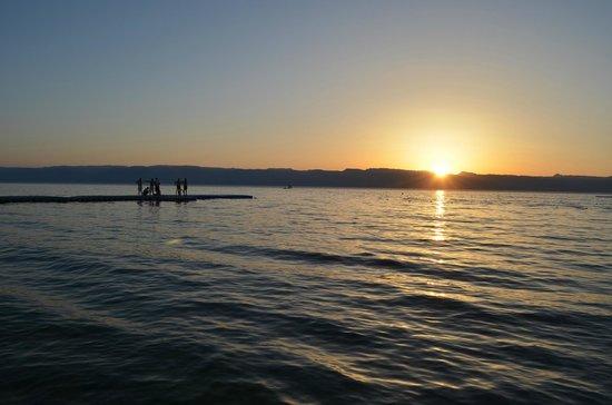 Movenpick Resort & Spa Tala Bay Aqaba: View from the beach