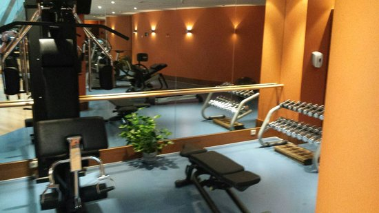 Sofitel Brussels Europe : Gym