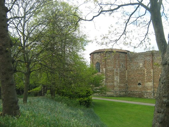 City Sightseeing UK - Colchester: Colchester  Castle
