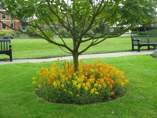 City Sightseeing UK - Colchester: Spring in Castle Park
