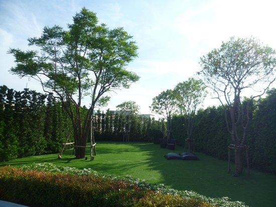 Viva Garden Serviced Residence: Garden