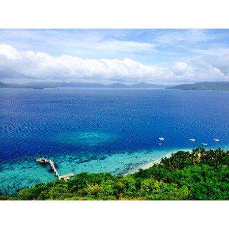 Flower Island Resort : Lighthouse view