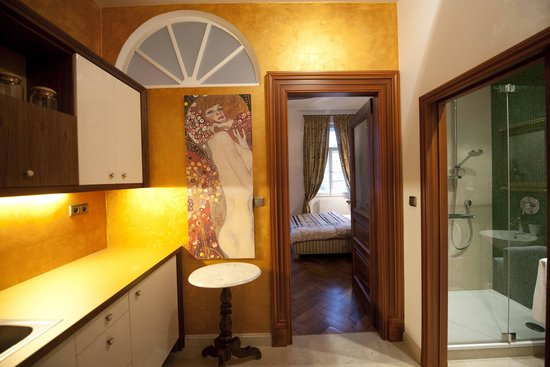 Malostranska Residence: Studio Apartment