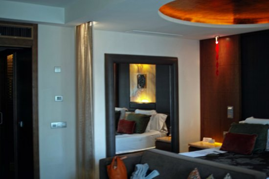 Gran Melia Palacio de Isora Resort & Spa: Our Bedroom