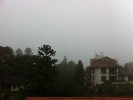 Hotel Laghetto Gramado: Vista da janela