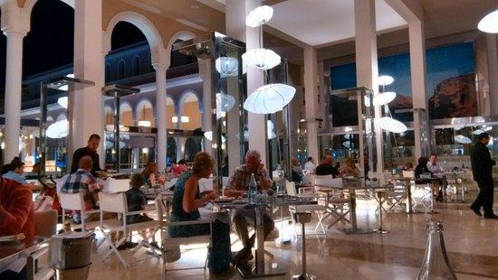 Gran Melia Palacio de Isora Resort & Spa: Club Ocean Italian Restaurant main
