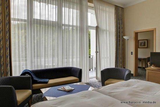Hotel Asgard: Apartment Meereswarte Balkon