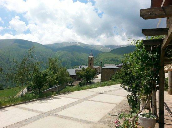 Restaurant El Pigal Casa Kiko: Vista Desde la terraza