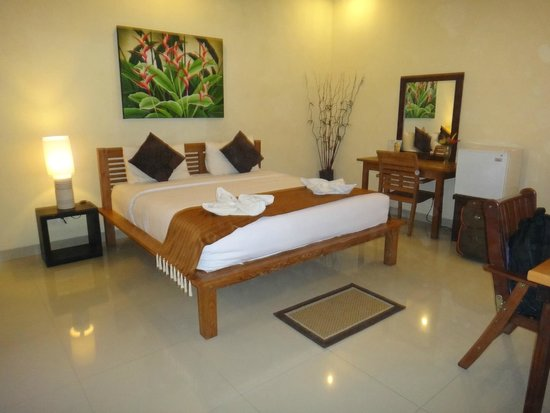 The Vie Villa: Clean room