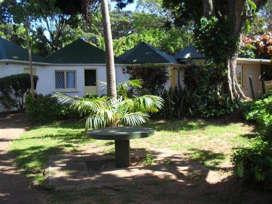 The Venture Inn: Garden Rooms in beautiful gardens