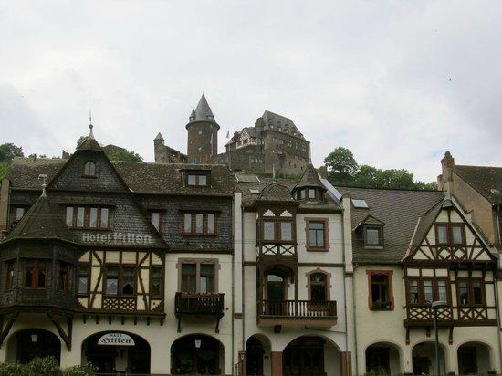 Rhein: Bacharach