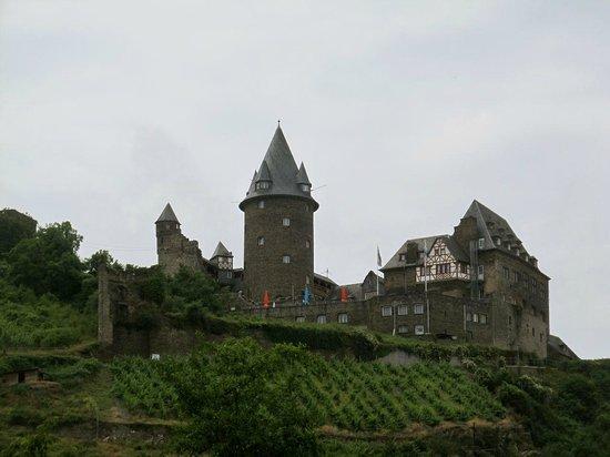 Rhein: Bacharach's castle
