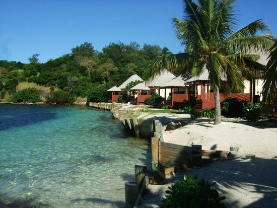 Mana Island Resort: Honeymoon suites