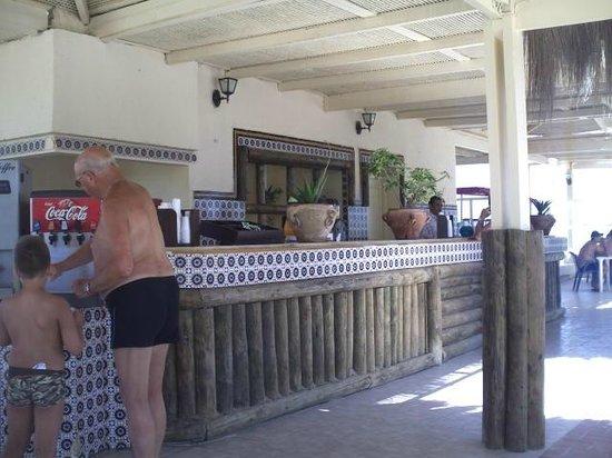 IBEROSTAR Mehari Djerba : le bar de la plage