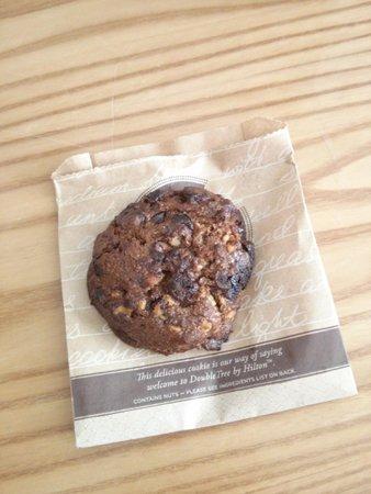 DoubleTree by Hilton Hotel Dublin - Burlington Road: Welcome Cookie