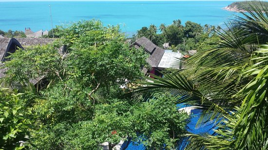 Bhundhari Spa Resort & Villas Samui: room view