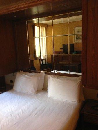 Hotel Wildner: Bed