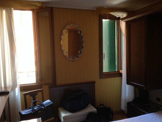 Hotel Wildner: Windows