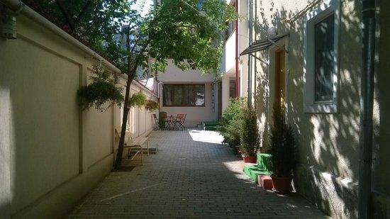 Residence Pirri: ingresso