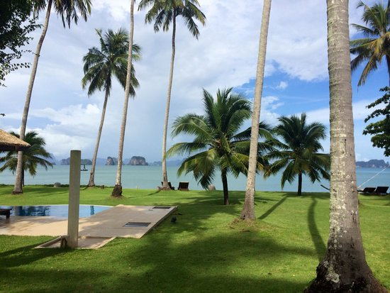 Koyao Island Resort : Our view