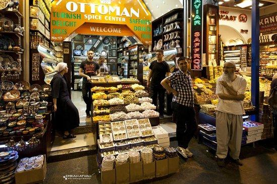 Egyptian Bazaar : Ottoman