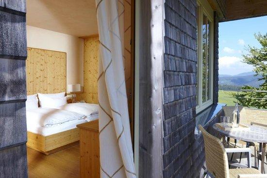Hotel Die Halde: Doppelzimmer Appartement mit Balkon