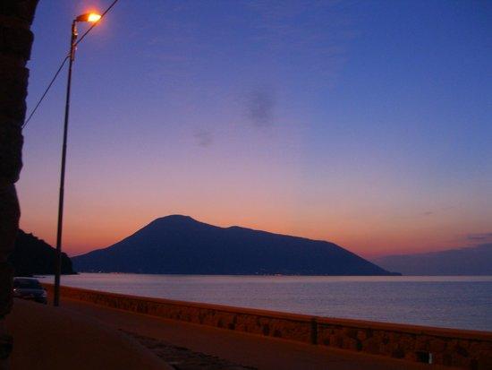Residence NerOssidiana: закат