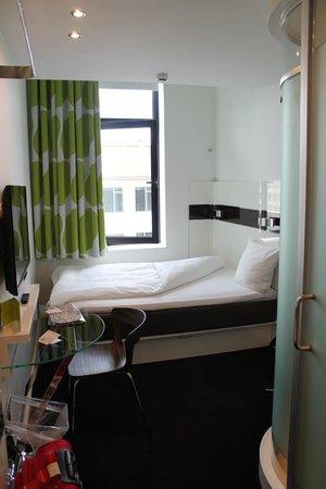Wakeup Copenhagen, Borgergade: camera heaven