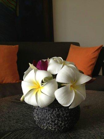 Shintamani Spa: Spa Receptionist