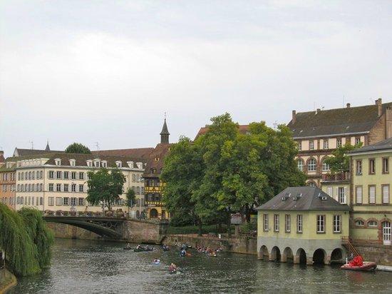 La Petite France: The River Ill