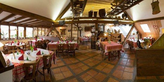 Restaurant Aux Trois Oies