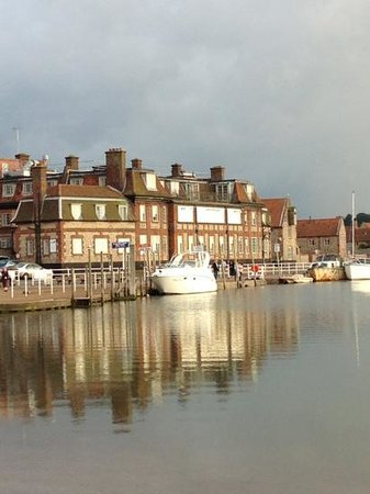 The Blakeney Hotel: view of the hotel