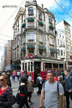 Historic Areas of Istanbul : Taxim - Beyoglu