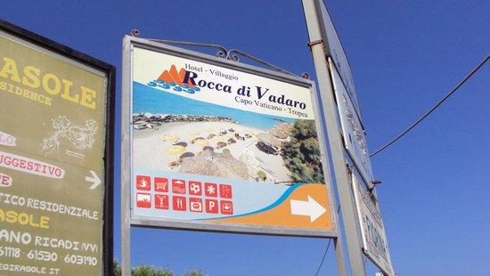 Villaggio Rocca di Vadaro: Ci siamo quasi...