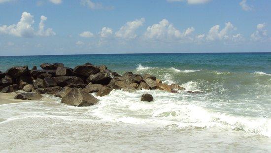 Hotel Resort Rocca di Vadaro: il mare...