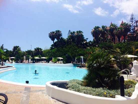 Gran Tacande Wellness & Relax Costa Adeje : Swimming pool